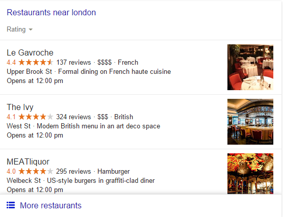 SEO Google Places