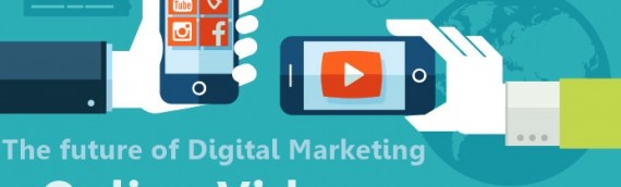 Online Videos – The future of Digital Marketing