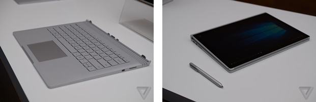 new surface book by microsoft