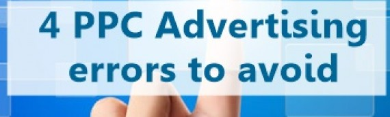 4 PPC errors to avoid in your advertising campaign