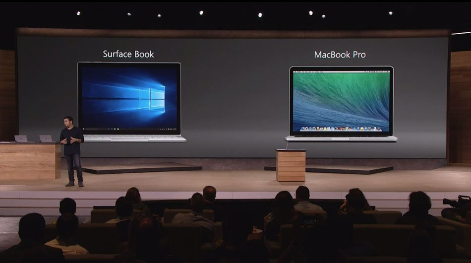 surface book by microsoft--