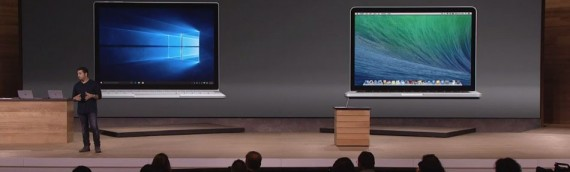Surface Book by Microsoft, the new MacBook Pro Killer?